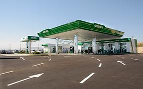 """""""Azpetrol"""" открыл в Сиязане новую, вторую автозаправочную станцию ."""