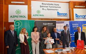 """Определились победители """"Baku Open 2019"""""""