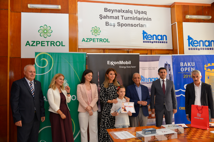 """""""Baku Open 2019""""-un qalibləri müəyyənləşdi."""