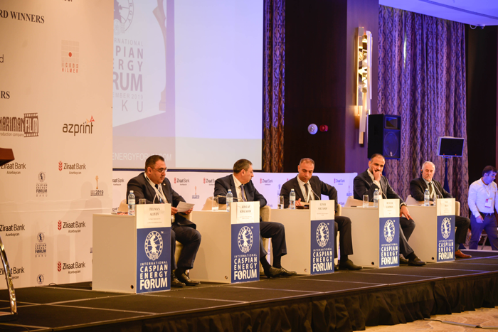 """Sentyabrın 19-da Bakıda IX Beynəlxalq """"Caspian Energy Forum–2019"""" keçirilib"""