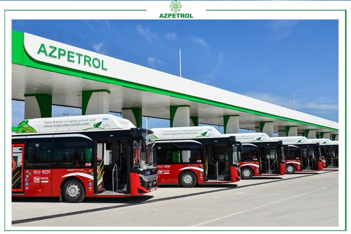 """""""Azpetrol"""" """"BakuBus"""" STQ terminalını istifadəyə verdi."""